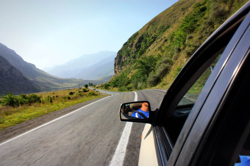 Грузинская дорога