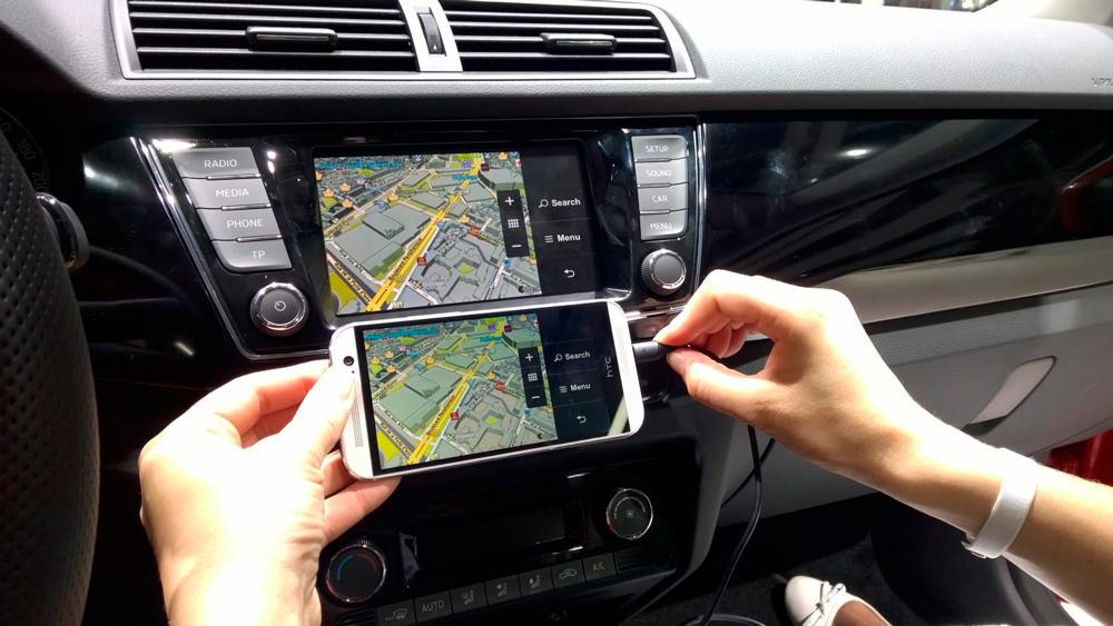 Подключения мобильного телефона к автомагнитоле