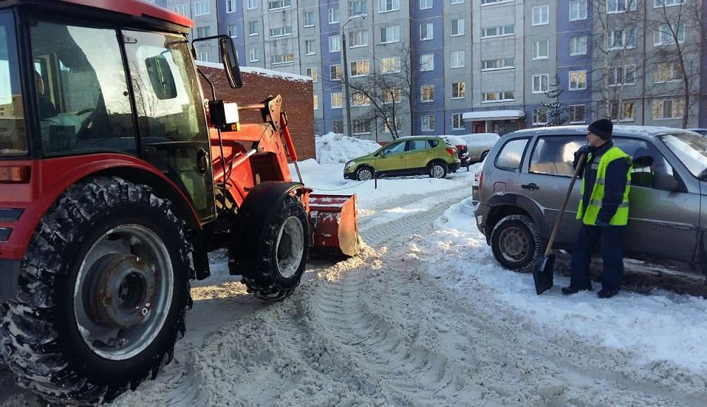 Снегоуборочная техника и автомобили