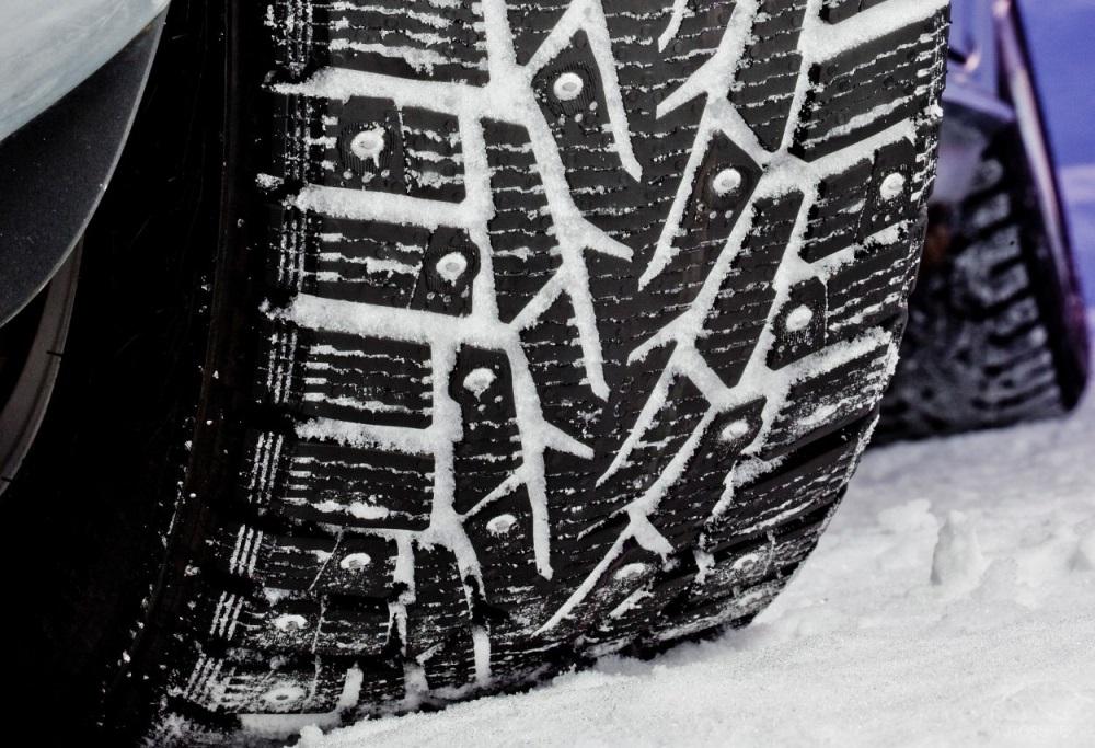 Зимняя резина на авто