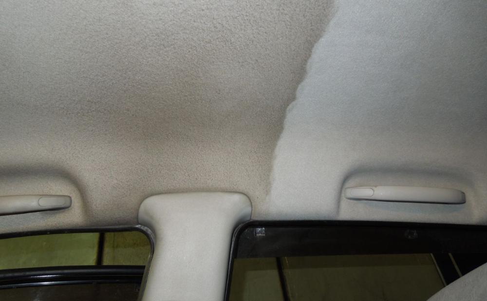 Потолок авто