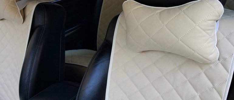 Как выбрать автомобильную подушку для шеи