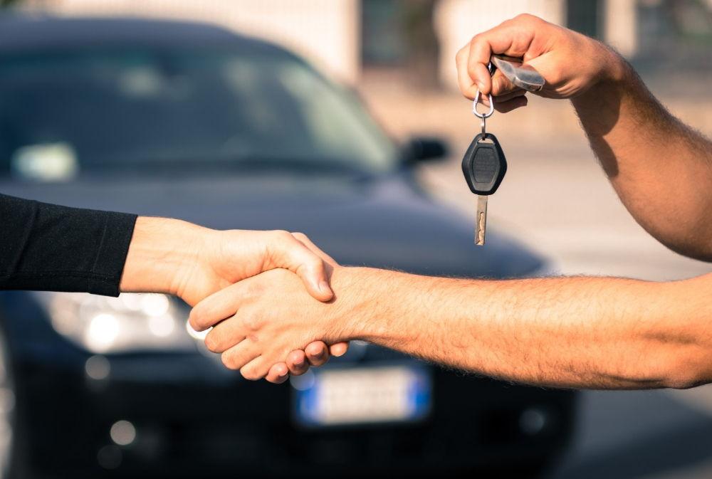 Продажа б/у авто