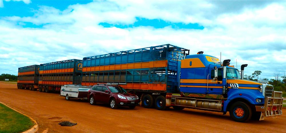 Габариты грузовых транспортных средств
