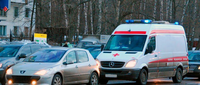 Какой штраф предусмотрен за непропуск скорой помощи