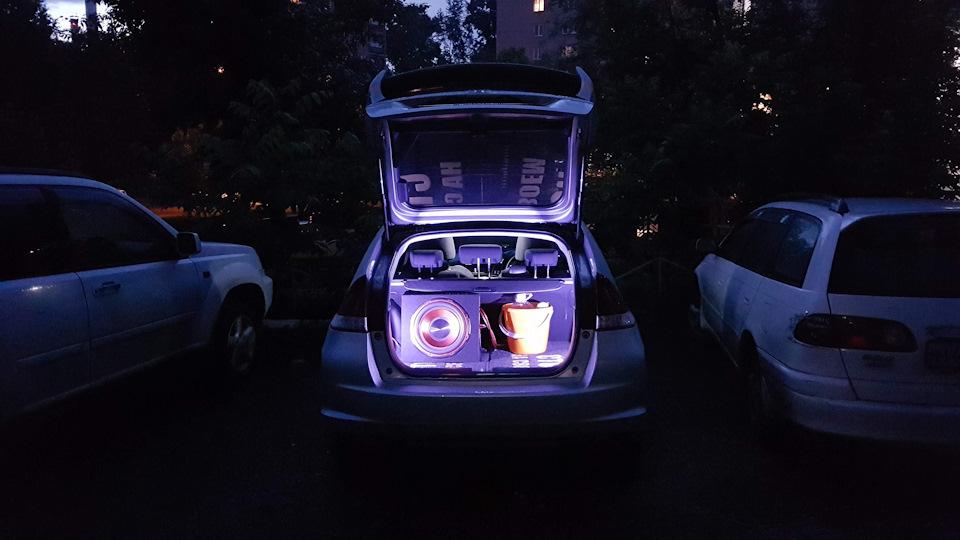 Светодиодный свет