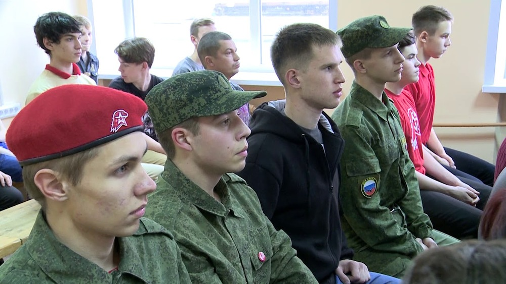 Учеба в армии
