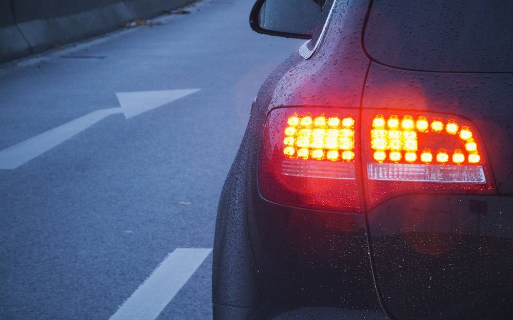 Стоп-сигналы авто
