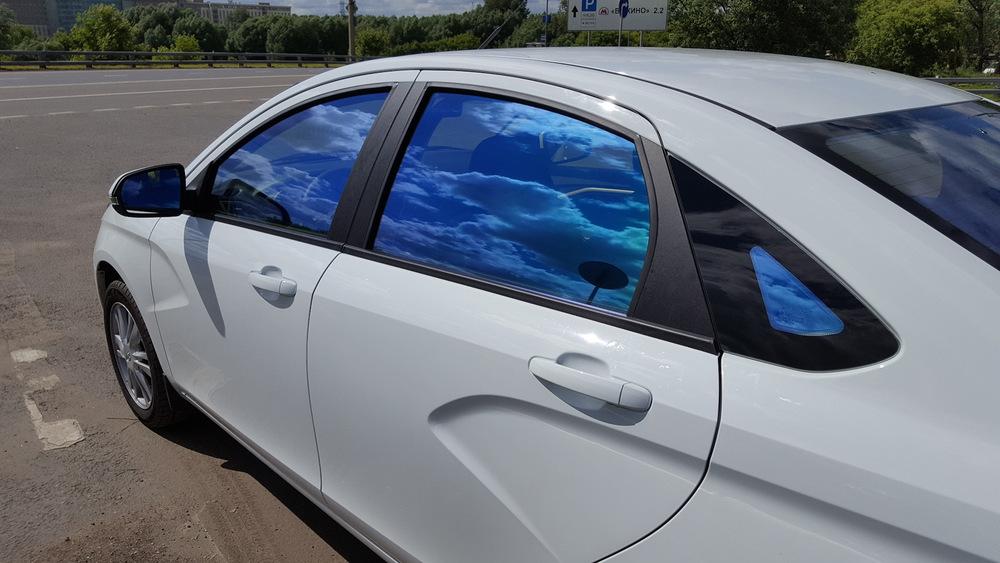 Тонировка хамелеон в авто
