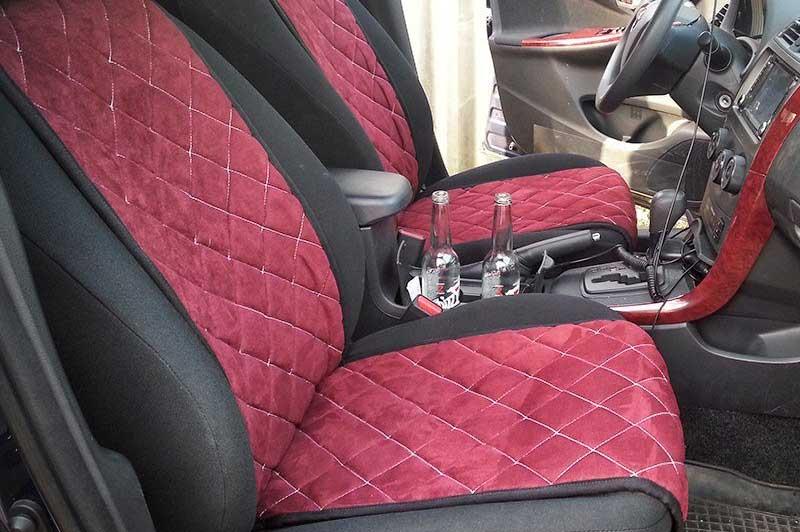 Чехлы на сиденья в машине