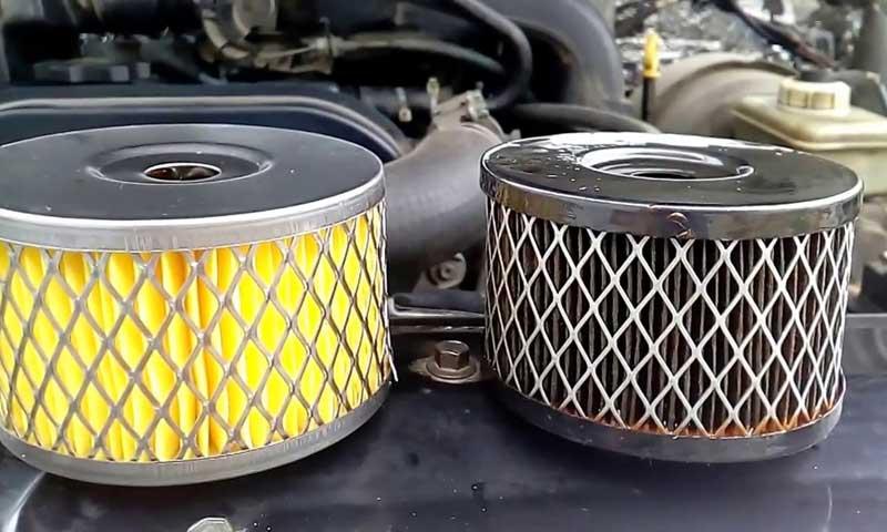 Фильтры рулевой системы автомобиля
