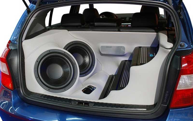 Компонентная акустика для автомобиля