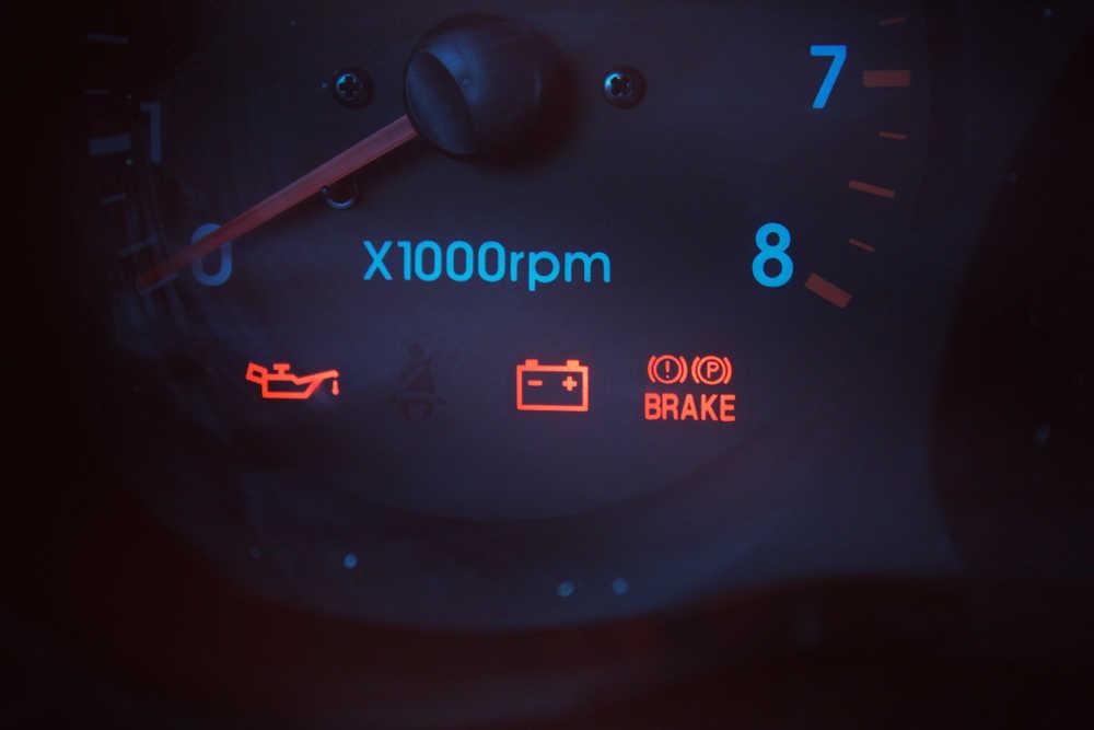 Индикатор состояния аккумулятора