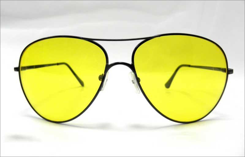 Поляризационные очки с узкой оправой