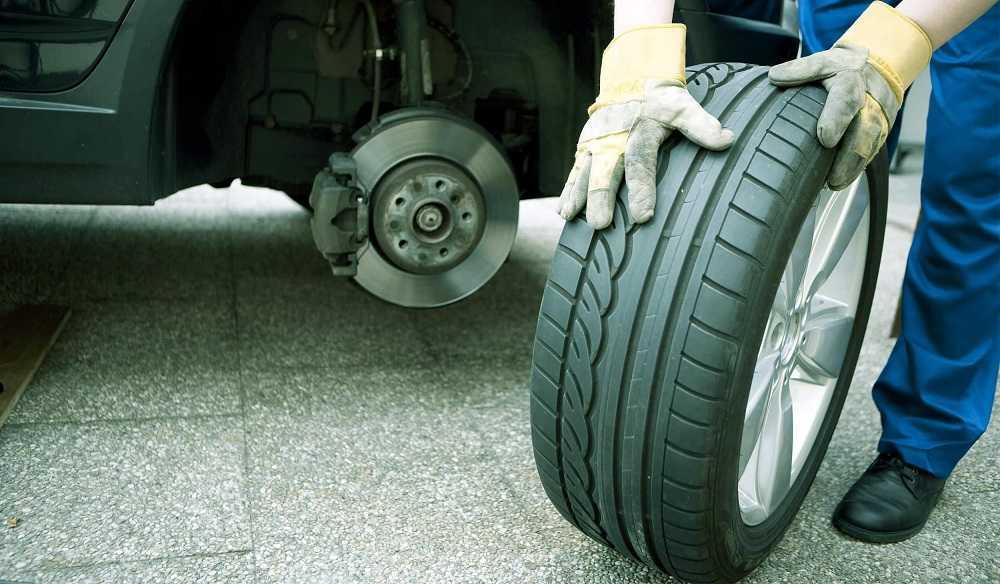 Ротация автомобильных колес