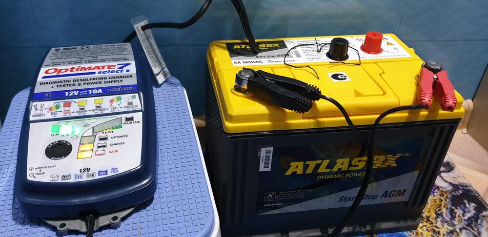 AGM аккумуляторы для авто