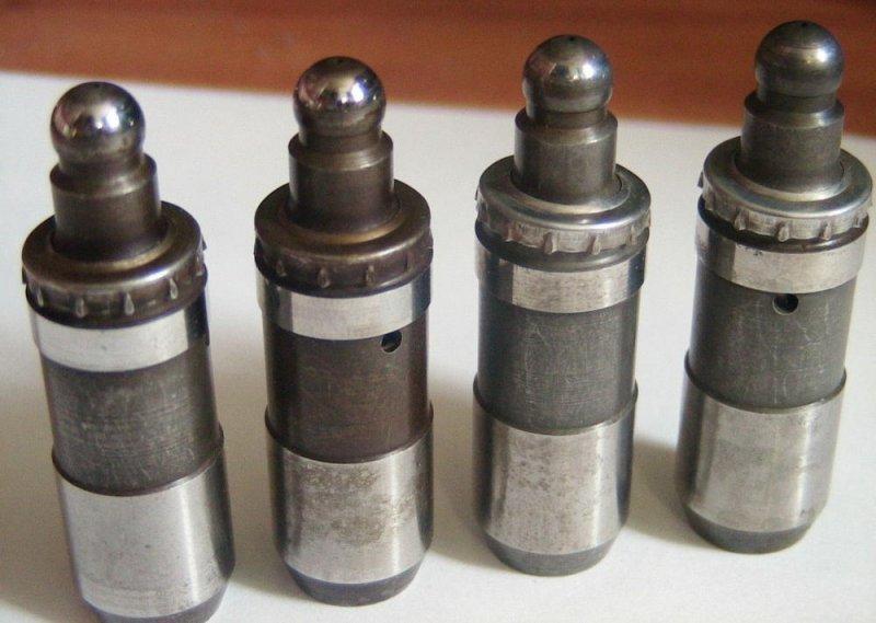 Гидрокомпенсаторы для двигателя