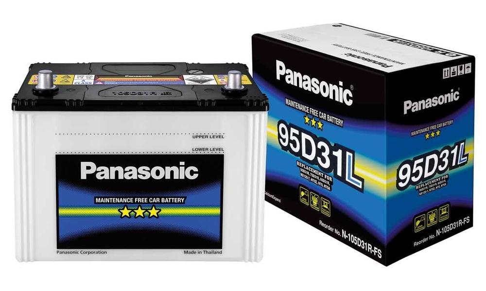 Аккумулятор авто Panasonic