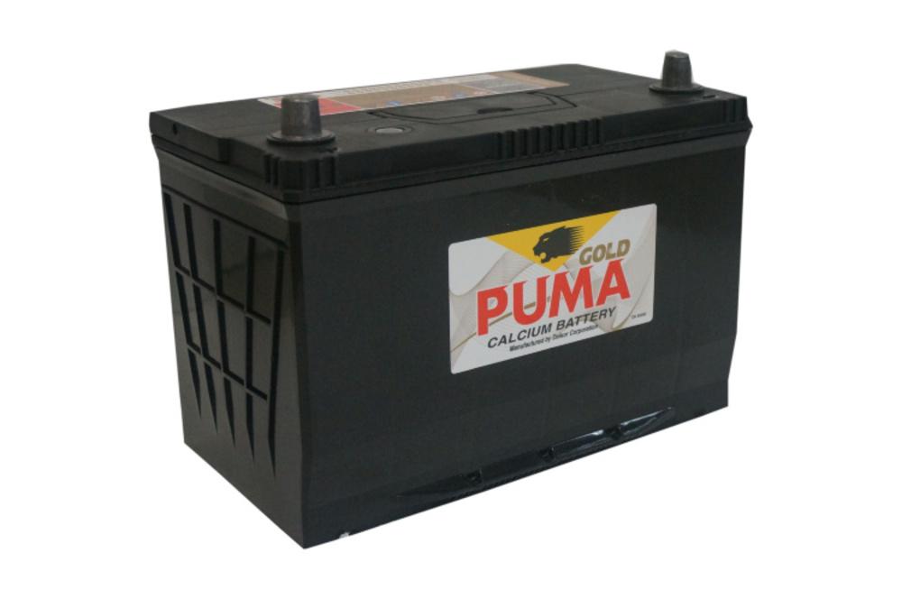 Аккумулятор авто Puma Gold