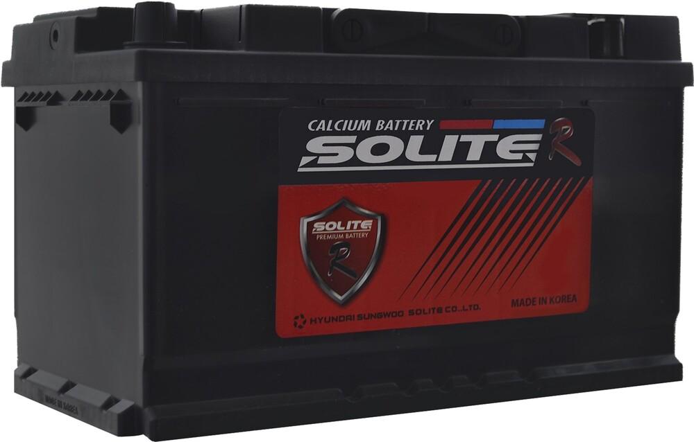 Аккумулятор авто Solite