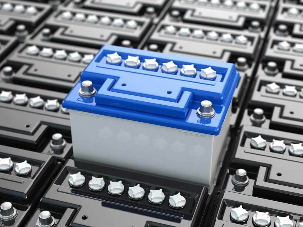 Хранение автомобильных аккумуляторов