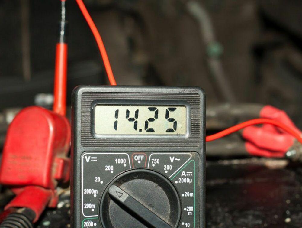 Мультиметр для АКБ