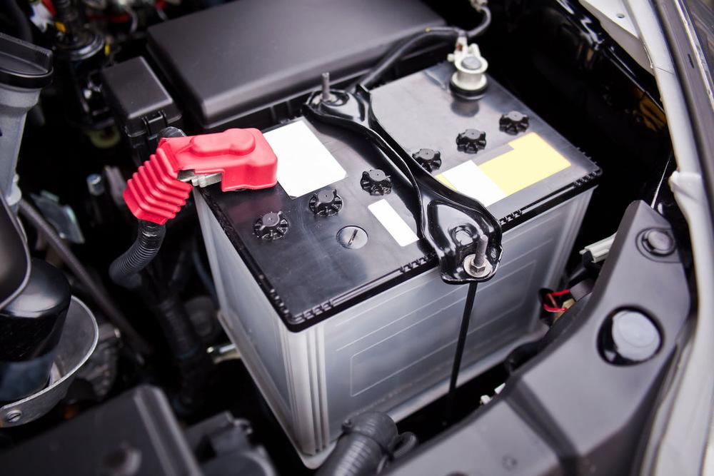 Подключение аккумулятора в авто