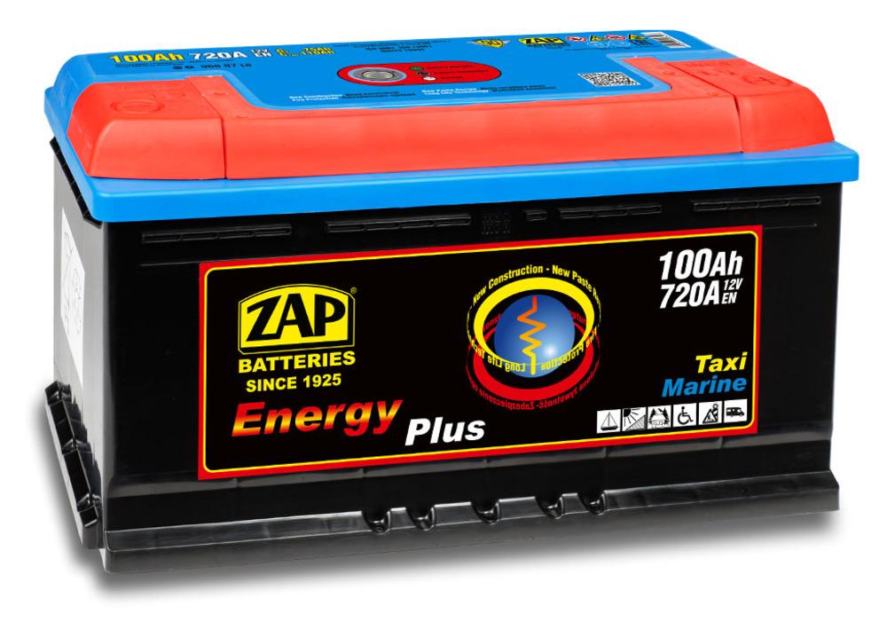 Аккумулятор Energy Plus ZAP
