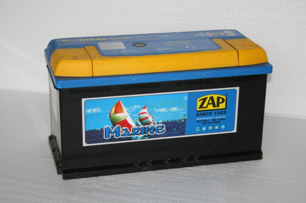 Аккумулятор Marine ZAP