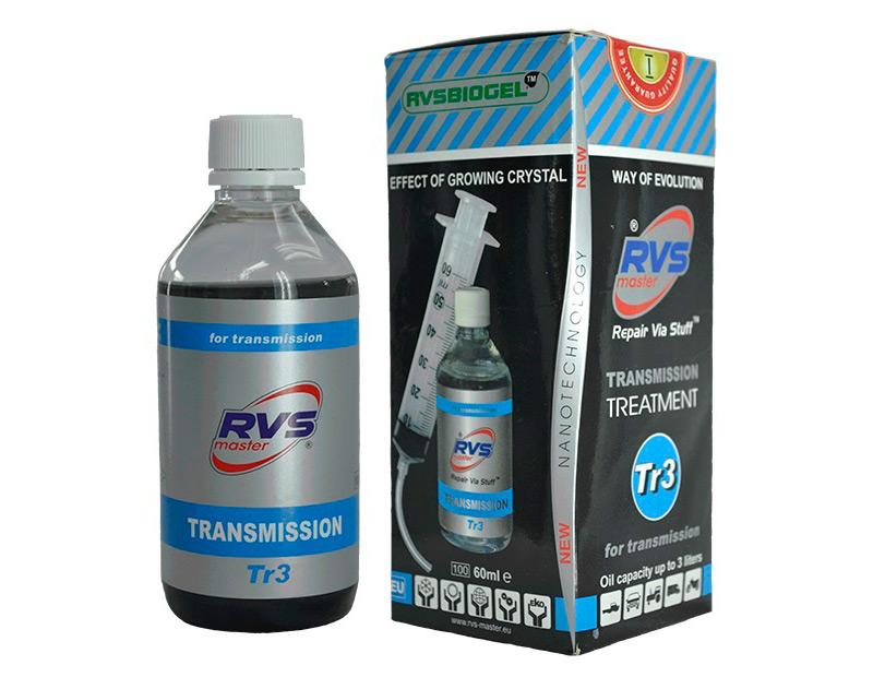 RVS Master TR3