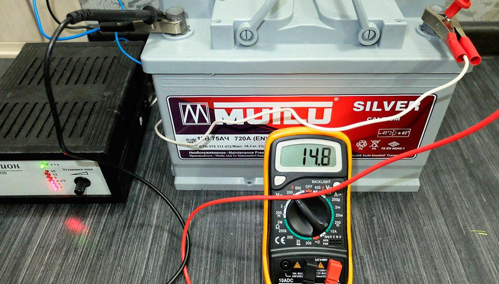 Как зарядить аккумулятор автомобиля сварочным аппаратом
