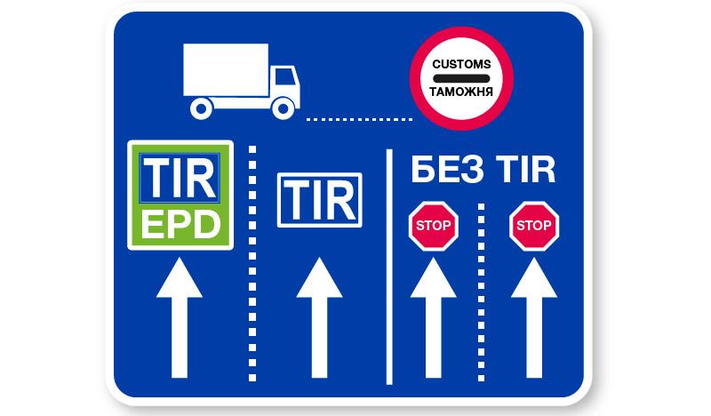 Международные дорожные перевозки