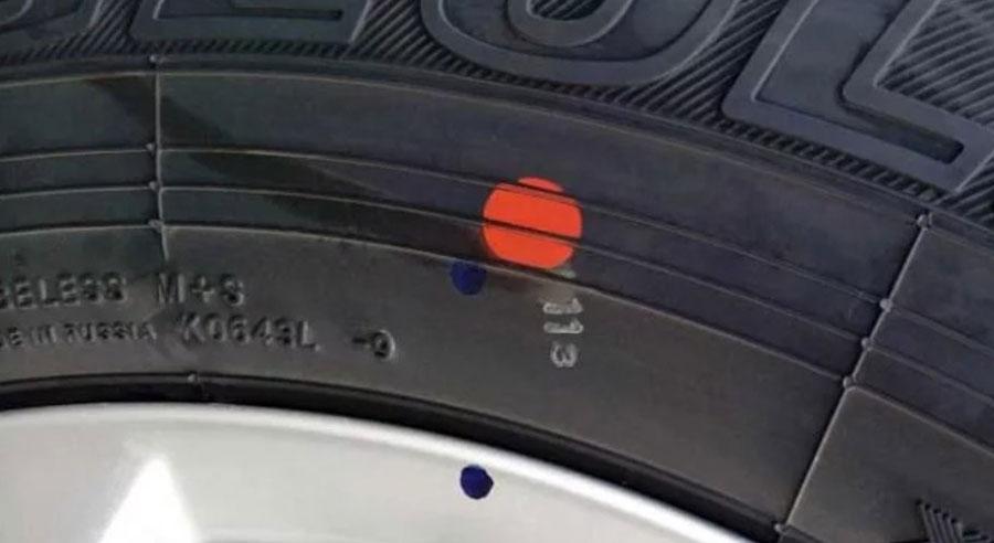 Что означают красные точки