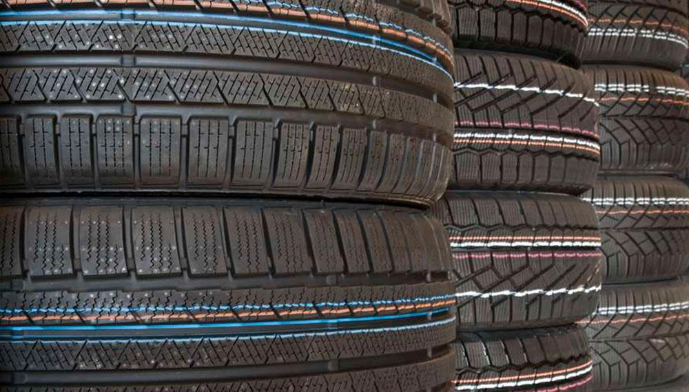 Цветные полосы на шинах