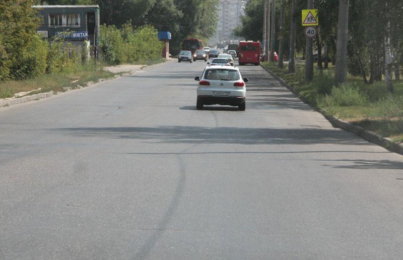 Дороги без разметки