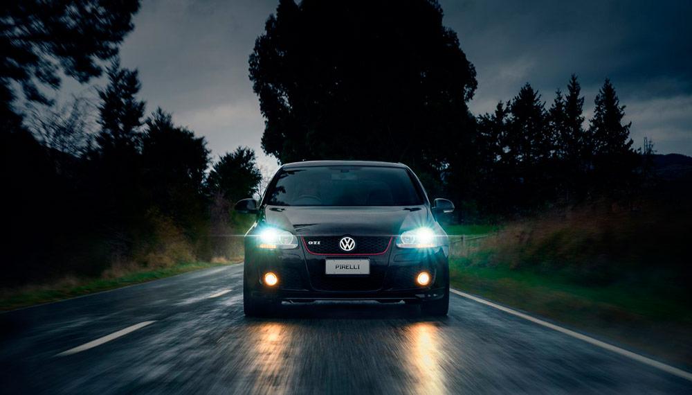 Улучшение света фар на автомобилях